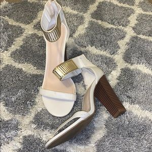High heels for women.